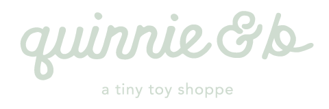 Quinnie and B: A Tiny Toy Shoppe